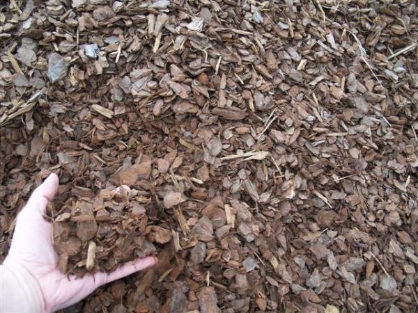 Shredded Pine Bark: Ken's Produce And Garden Center